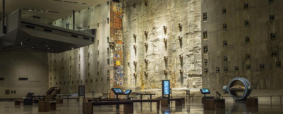 موزه یادبود 11 سپتامبر گردشگری تاریک